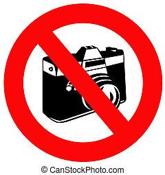 No Photographs