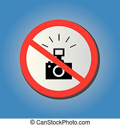 No photography allowed