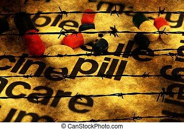 No Pills concept
