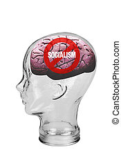 No Socialism Brain. - No Socialism brain in smart Americans ...