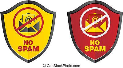 no spam shield