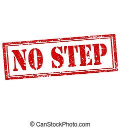 No Step-stamp