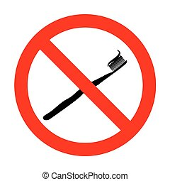No Toothbrush with applied toothpaste portion.