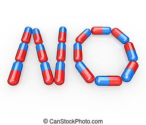 No Word Spelled in Pills - Beat Addiction by Refusing Drugs...
