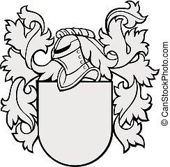 no16, aristocratico, emblema