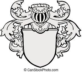 no17, aristocratico, emblema