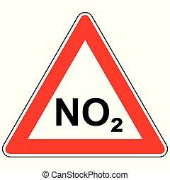 no2, 印, 注意