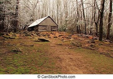 Noah Ogle Homestead - The historic Noah Ogle homestead is a...