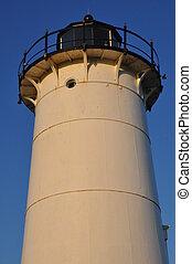 Nobska Lighthouse in Cape Cod