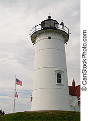 Nobska (Nobsque) Lighthouse