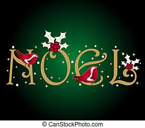 Noel greetings
