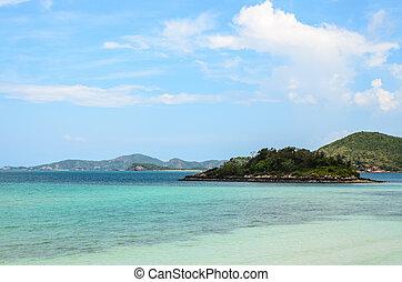 Noi island in Thailand