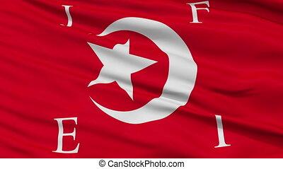 Noi Religious Close Up Waving Flag - Noi Religious Flag,...
