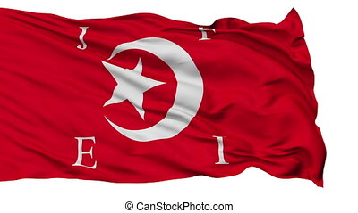 Noi Religious Isolated Waving Flag