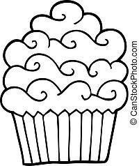 Freehand vanille 10 vanille eps illustration vecteur freehand dessin ic ne - Vanille dessin ...