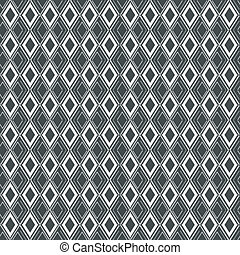 noir, blanc, -, texture, ethnique