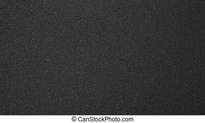 noir, fabric., texture, dense