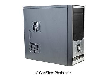 noir, ordinateur personnel
