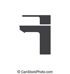 pointill isolated signe goutte eau arri re plan noir vector blanc ic ne. Black Bedroom Furniture Sets. Home Design Ideas