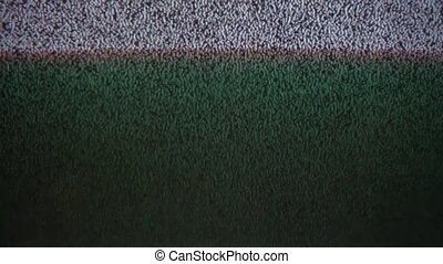 noise interference bad signal tv screen the television -...