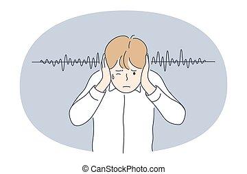 Noise, Loudness concept