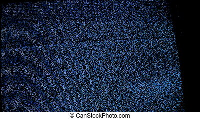 Noise - Television static noise