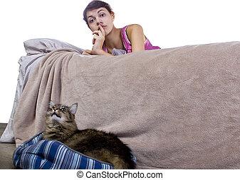 Noisy Housecat