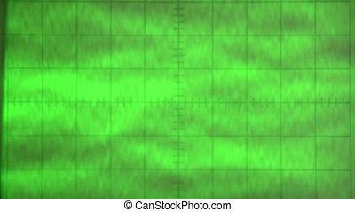 Noisy Signal - Noisy flicker on the screen of the parasitic...