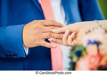 noiva, anel, noivo, vestidos, ouro