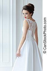 Noiva, branca, Vestido