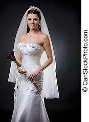 noiva vestido casamento