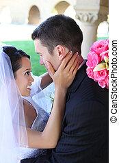 noivinhos, casório