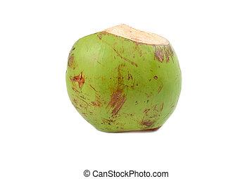 noix coco, fruit