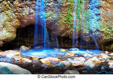 Nojoqui falls in Solvang