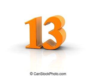 nombre, 13