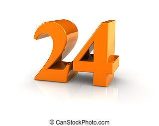 nombre, 24