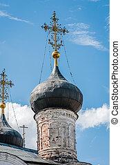 nombre, zaraysk, trabajador, s., catedral, milagro, nicholas