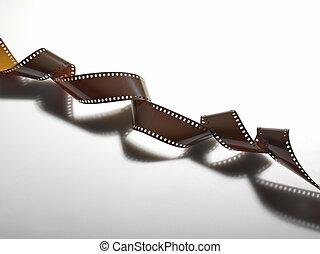35mm color film negative