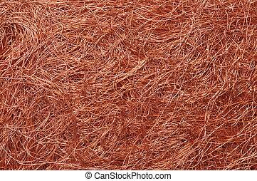 Non-ferrous industrial raw materials, copper