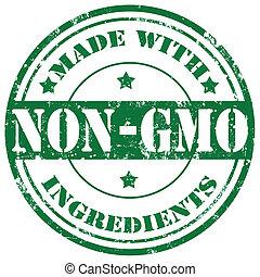 Non GMO-stamp
