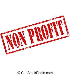 non, profit-stamp