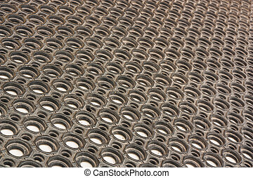 Non-slip rubber pads. - Non-slip rubber pads, Placed on the...