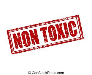 non, toxic-stamp