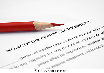 noncompetition, egyezmény