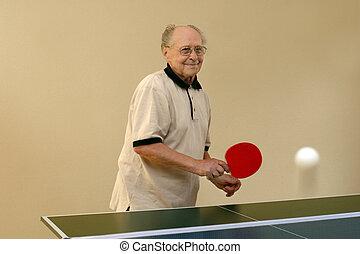 nonno, gioco