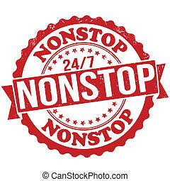 Nonstop stamp