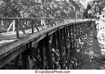 Noojee Trestle Bridge