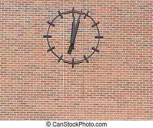Noon on Brick