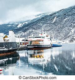 noor, fjorden