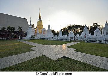 noorden, tempel